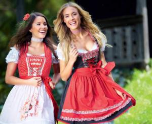 ドイツの女性